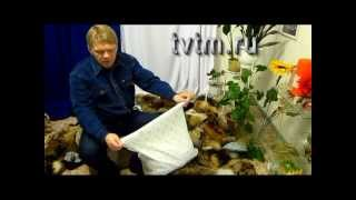 Видеоурок как правильно дома хранить мех