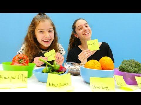 Yeni şarkı Challenge! Polen ve Eliz ile eğlenceli video