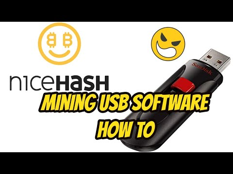NiceHash Mining OS USB How To