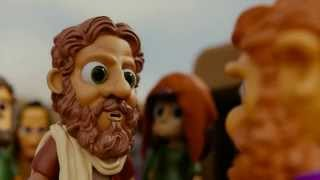 Zacchaeus - Little Clay Bible