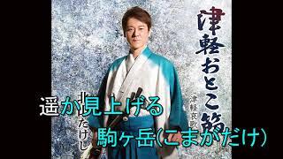 津軽哀歌 北山たけし  Cover aki1682
