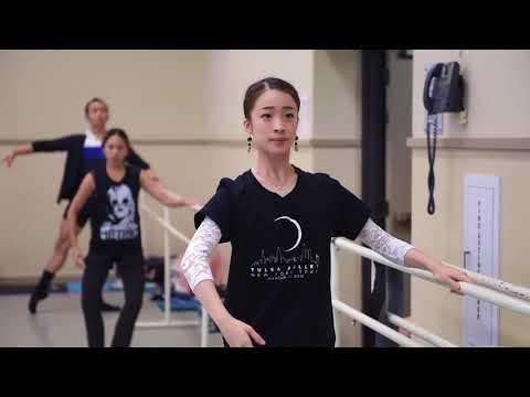 Tulsa Ballet - Company Dancers 2018/19 Season