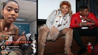 KashDoll Speaks on being Taken off cardi B & YG She BAd