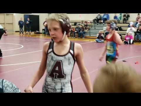 Youth Wrestling Tournament - State Qualifier - 12/8/19