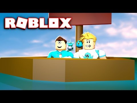ROBLOX BUILD A BOAT FOR TREASURE w/ Gamer Chad! | MicroGuardian