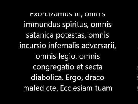 SUPERNATURAL -  esorcismo