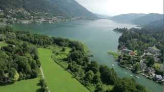 Bauen am Ossiacher See - Hubschrauber