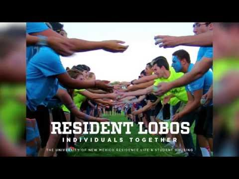 The University of New Mexico--Residence Life & Student Housing
