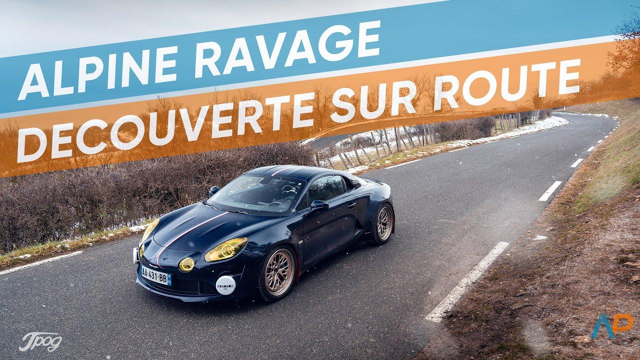 Download Alpine Ravage : Groupe 4 des temps modernes. #AlpineA110