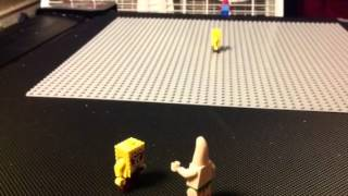 Lego Spongebob Back to the Beginning