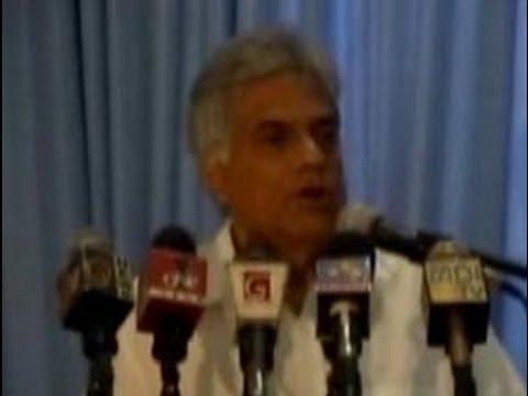 Ranil asks President for public referendum on 17th amendment