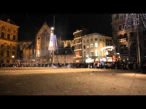 2016 A Happy new year's Amsterdam Plaza 02