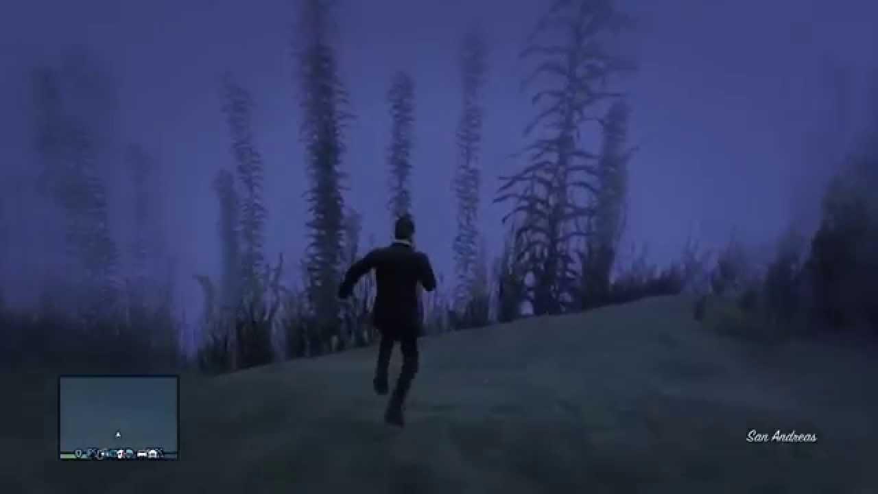 how to swim underwater in gta 5