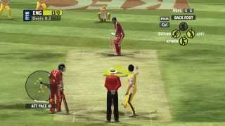Ashes Cricket 2009 Gameplay Pc HD
