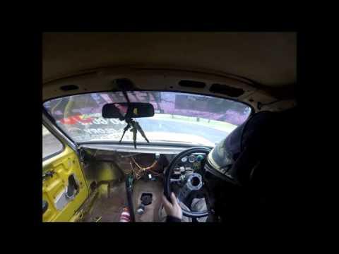 Holden Gemini Drift Coupe @ DCA Mount Gambier 2017 - Practice