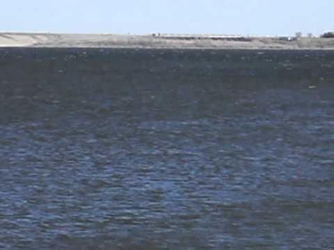 Glen Elder Reservoir March'11 2