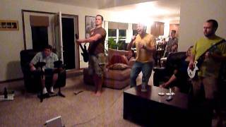 Band Hero Rock Band Styx Mr. Roboto Awesomeness (I