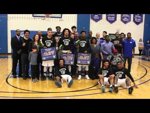 OLLU Men's Basketball vs. Jarvis Christian College (2-27-16)
