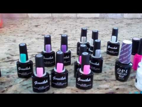 All About Gel Nail Polish