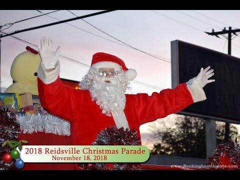 2018 Reidsville Parade Images Slideshow