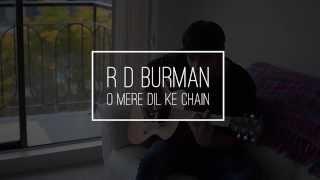 R D Burman - O Mere Dil Ke Chain (Cover) by Sachin S Suryawanshi