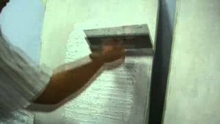 Штукатурка декоративная «короед»(Штукатурки декоративные «короед» Ceresit, нанесение штукатурки на основу в несколько слоев., 2012-07-28T18:54:29.000Z)