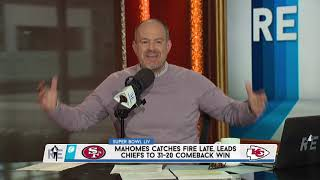 Rich Eisen Recaps the Chiefs' Win Over the 49ers | 2/3/20