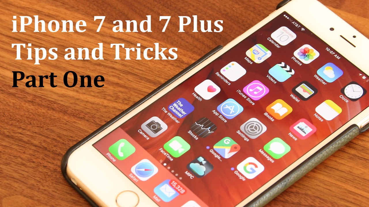 iphone 6 tips and tricks 5 amazing iphone 7 plus tips amp tricks you aren t using 1867