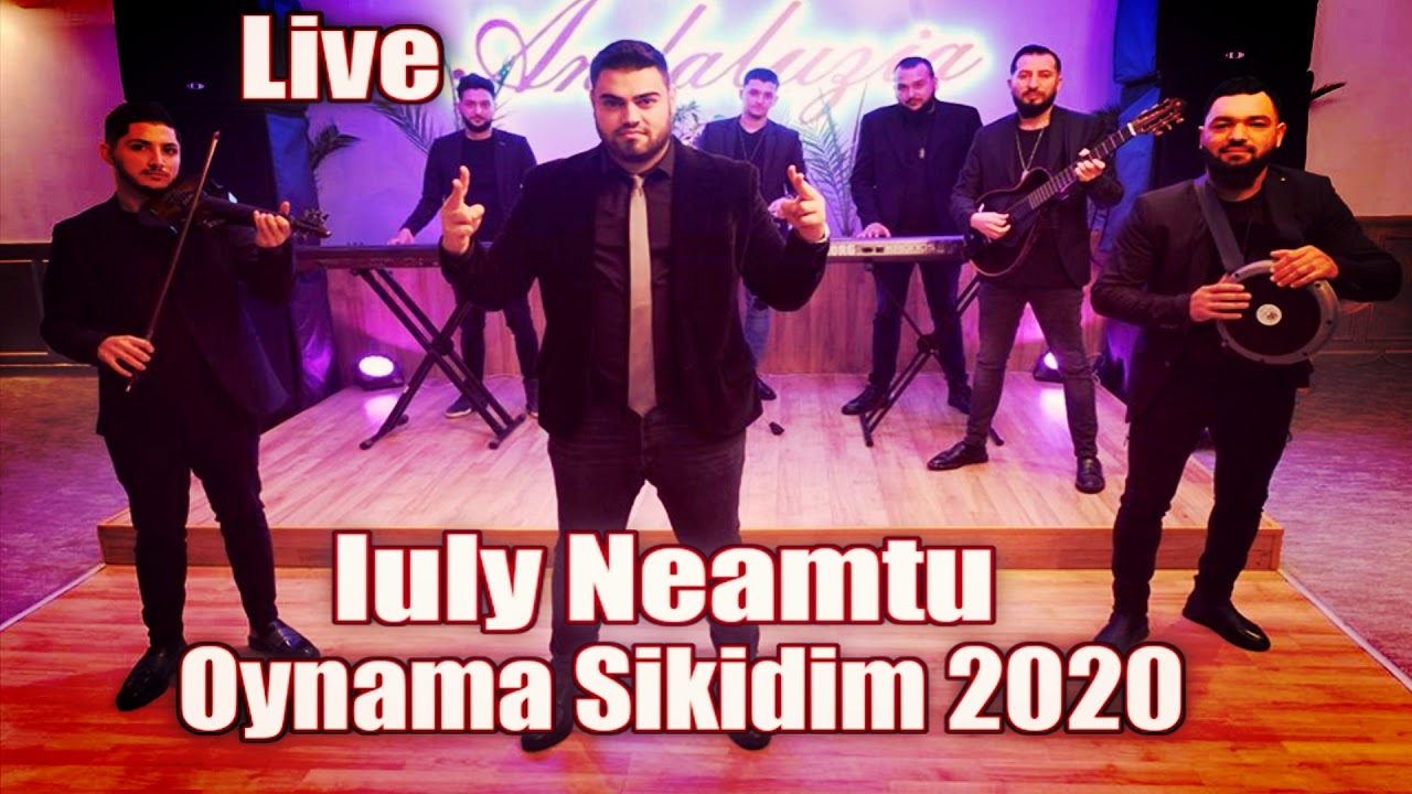 ☆ Iuly Neamtu ❌ Oynama Sikidim 2020 █▬█ █ ▀█▀ ★★★★★ manele noi 2020 CELE MAI NOI MANELE 2020