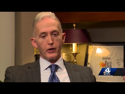 Trey Gowdy tells WYFF News 4 who is the most fascinating person he got to meet while in office