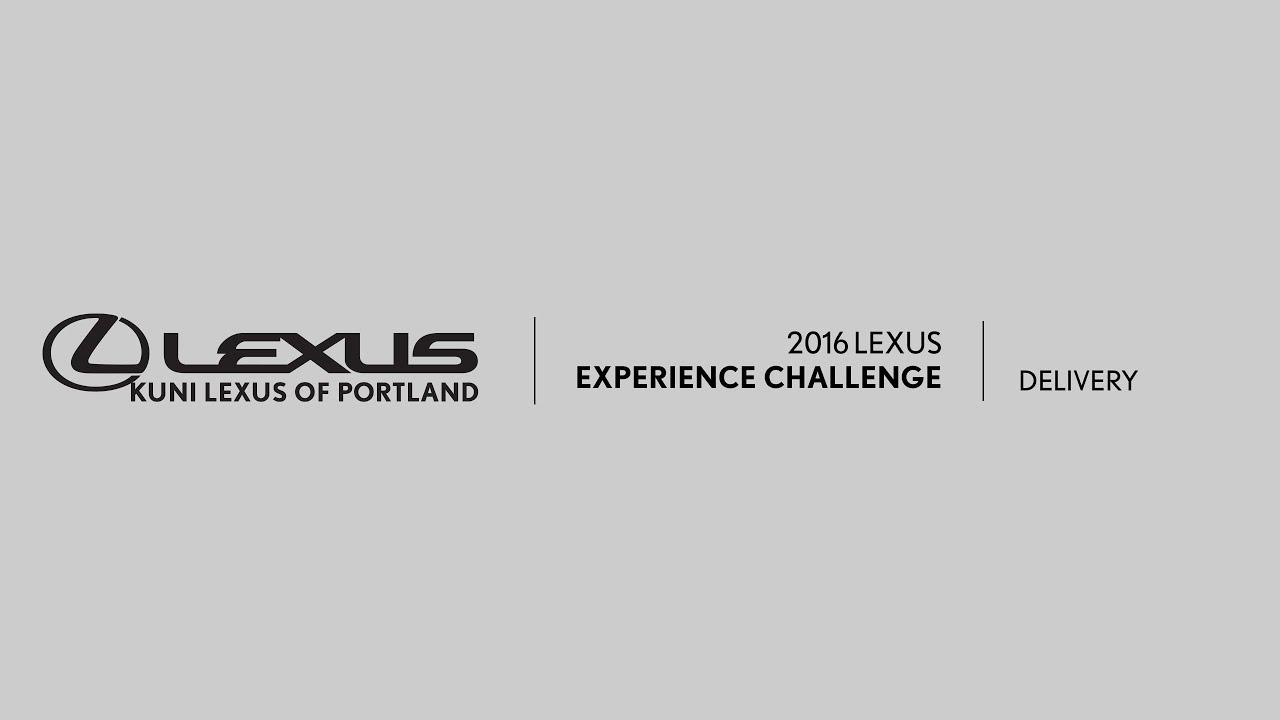 2016 Lexus Experience Challenge   Delivery | Kuni Lexus Of Portland