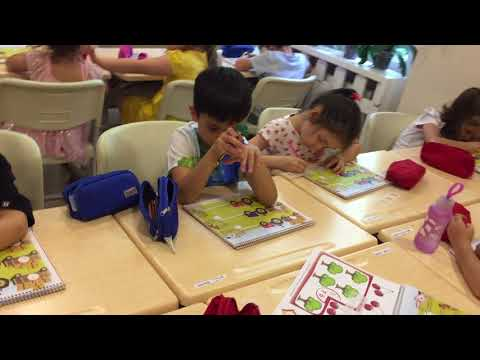 Etki Okulları  - Jüpiter Sınıfımız Dikkat Çalışmalarında Çok Dikkatli :)