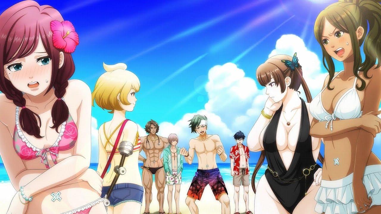 Zanki Zero - Swimsuit Beach Event Adult (English Sub | Japanese Voice)
