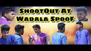 Shootout At Wadala Movie Spoof l Indian Spoof l Action Short Film 2018 l Black Shadow Entertainment