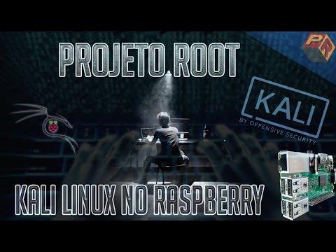 Instalando Kali Linux Raspberry PI 3