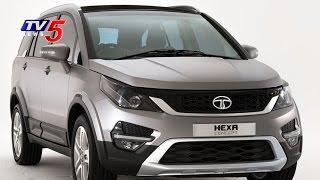 Tata Hexa Test Drive and Complete Review   Speedo Meter   Telugu News   TV5 News