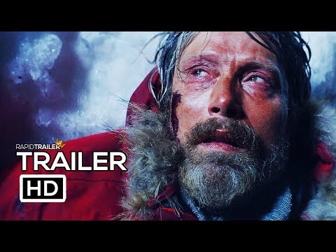 ARCTIC Official Trailer (2019) Mads Mikkelsen, Survival Movie HD