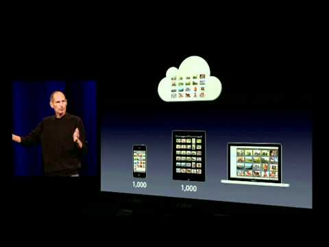 Apple WWDC 2011: Steve Jobs' last keynote