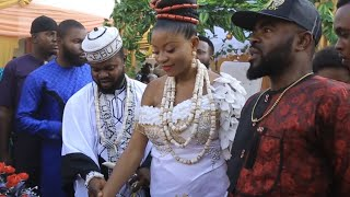 Wedding that cause chief to re-think || akunaebuaju wedding || don't fall ooo - Chief Imo Comedy
