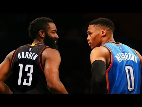 The Incredible History Between James Harden and Russell Westbrook