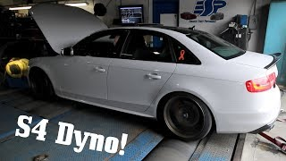 Stage 1 B8.5 S4 Hits the Dyno!