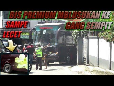 SAMPE LECET !!! 4 UNIT MARISSA HOLIDAY BLUSUKAN KE GANG SEMPIT
