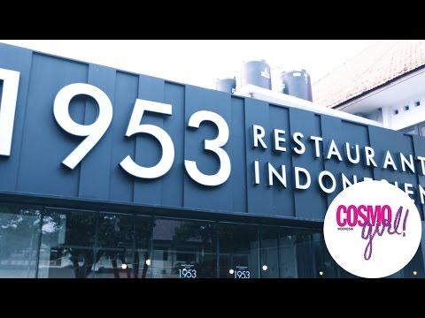 Sensasi Khas Sajian Indonesia di 1953 Restaurant Indonesien