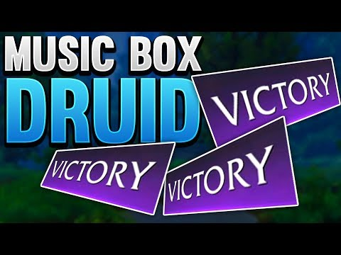 """""""THE BUILD WORKS AGAINST EVERYTHING!"""" Music Box Druid (WoW PVP) Part 2"""