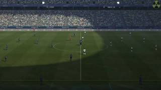 PES 2012: Xbox 360 Gameplay in HD (Inter 4-1 Spurs)