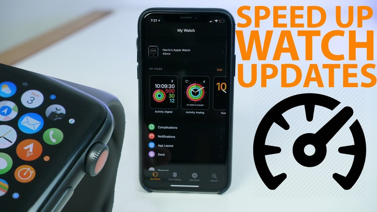 Cara Mempercepat Update WatchOS di Apple Watch - INSIGHTMAC
