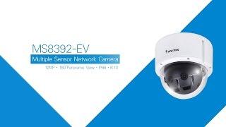MS8392-EV Footage