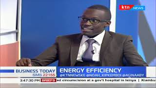 How efficient is Kenya\'s energy sector