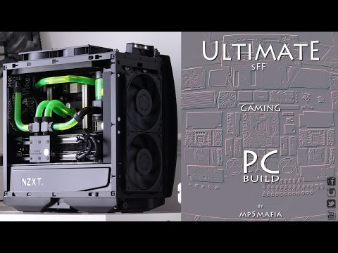 ULTIMATE SFF GAMING PC BUILD | mp5mafia