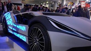 Las Vegas Bosch (CES 2016) - Die Zukunft des Autos